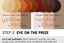 Hair Undertones and Color