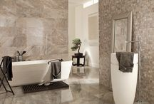 Bathrooms We Love / Inspirational bathrooms for your next home project.