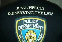 THANK YOU Police Officers & Firefighters