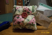 Pin Cushions / by Connie Smith