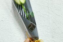 pakowanie kwiatów