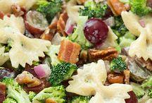 Salads / by Cassie Baird Skinner