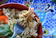 Crock Pot Dishes / by Clara