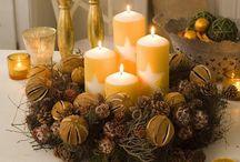 Advent a vánoční výzdoba