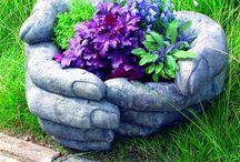 kytice. v ruce