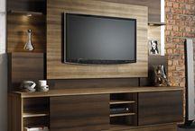 Шкаф с ТВ