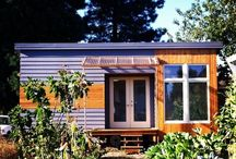 Tiny house on weels