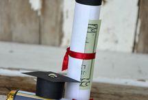 Graduation Ideas / by Amy Huntley (TheIdeaRoom.net)