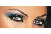 Contact lenses for dark skin