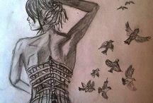 Drawings Xristina Ev