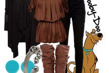 Scooby Doo Style