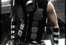 cybergoth super fashion men