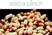 Recipes - Boiled Peanuts