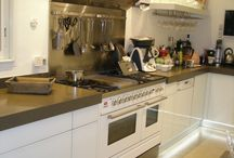 Kitchens / All sorts of installations which are likewise Qualimat's clients wishes