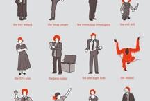 Redheads rock