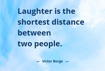 Quotes About Laughter / Laughter Quotes