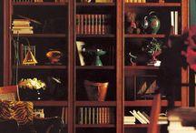 Βιβλιοθήκες / Ξυλόγλυπτες βιβλιοθήκες φιλοτεχνημένες από τον Γιώργο Παττέ | www.pattes.gr