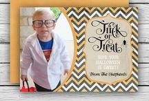 Halloween Cards & Invitations