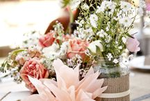 Wedding Centre Pieces/Tables / by Enduring Promises