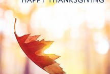 Thanksgiving / Thanksgiving holiday events and decor