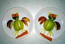 Veselé a jedlé tvoření