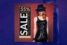 Sale Instagram Banner (55% off )