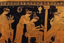 Ancient Greek Illustration