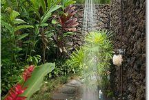 Venkovní sprcha