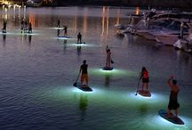 SUP / Stand-Up-Paddleboarding