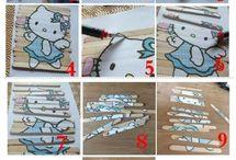 Hello Kitty Me, Please / by Roz LGuerrero