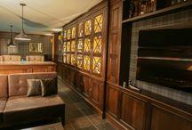 Gabinety, biura | Home office, custom bookcases | by Artystyczna Manufaktura / Wykonujemy również zabudowy do gabinetów oraz biur, w stylu angielskim, prowansalskim, bądź klasycznym | Traditional home bookcases cabinets, home office, library
