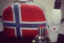 Laila Geir Ness Perfume, my favorite ever.