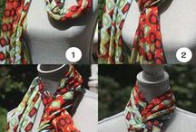 Fashion - Scarves