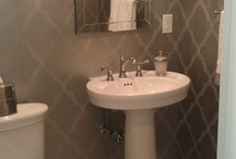 Bathroom  / by Sandy Mannino