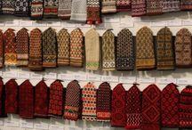 Crochet...Mittens