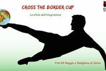 """Torneo di Calcetto """"Cross the Border Cup: la sfida dell'integrazione"""" / Iniziativa organizzata nell'ambito del progetto SPRAR Osimo."""
