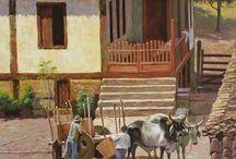 pinturas paisajes