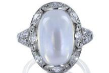 * Pretty Moonstone Jewelry * / by Kim Champion