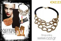 Look Of The Day by Ozzi / Urban style with fashionable jewellery & watches by Ozzi!
