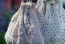 Patterns for handbags and backpaks/Patrone vir handsakke