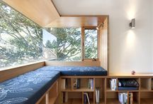 Window seat/Nooks