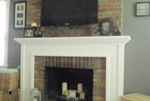 Home / TV/ fireplace