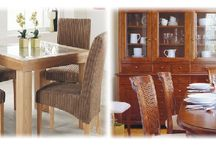 Dining rooms / We love dining rooms that add style and practicality to your home