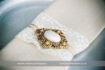 Inspiration: Winter Whites / Wedding inspiration for winter white weddings.