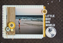 scrapbook ideas / by Karlotta Post