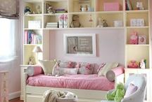 pokoj dziwczynki