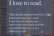 Reading  / by Cinda Skaggs