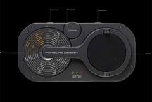 PD Electronics / by Porsche Design