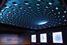Cool Ceiling Projects / residential