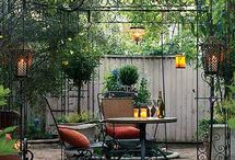 Dream Exteriors/Porches/Backyards / by Monica @ Boothopia.ca